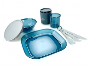 Zestaw  INFINITY 1 PERSON TABLESET BLUE GSI