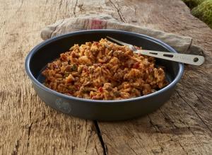 TREK'N EAT/ Risotto po bałkańsku 250g, 2os.