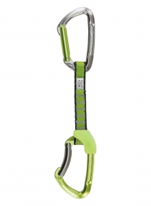 Ekspres Lime Set NY - anodized Climbing Technology