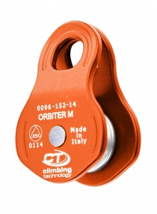 Bloczek Orbiter M Climbing Technology