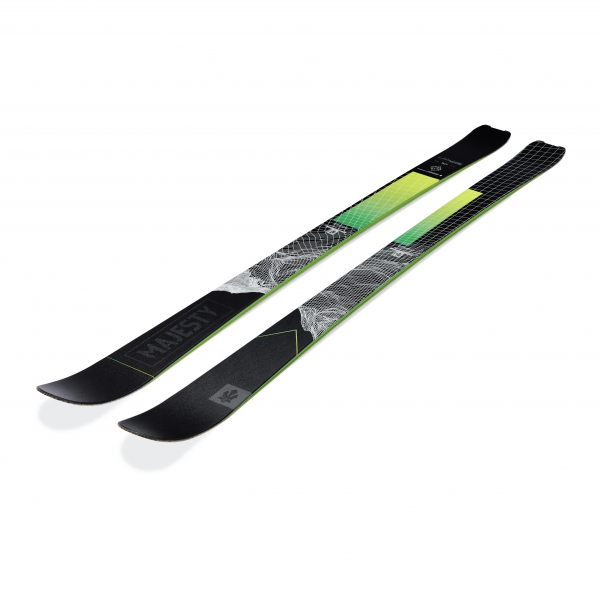 Narty SKITUROWE SUPERSCOUT CARBON - 182 cm MAJESTY