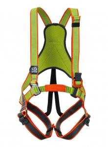 Dziecięca uprząż wspinaczkowa Jungle Climbing Technology