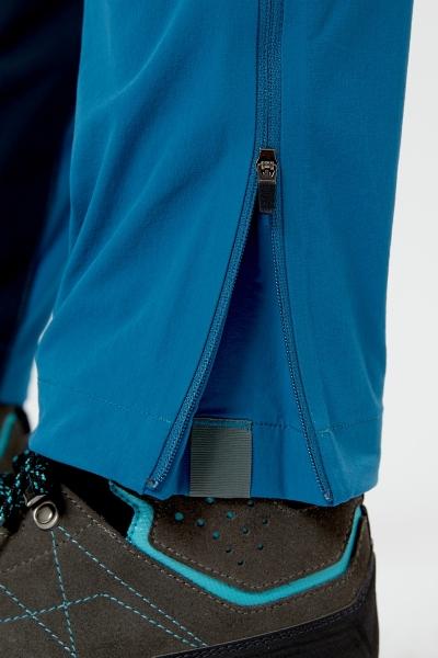 Spodnie damskie trekkingowe softshellowe  Torque Rab